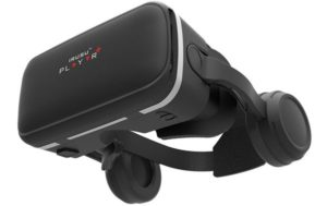 Irusu Play VR Plus Virtual Reality Headset