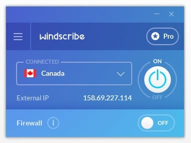 Windscribe-free-vpn