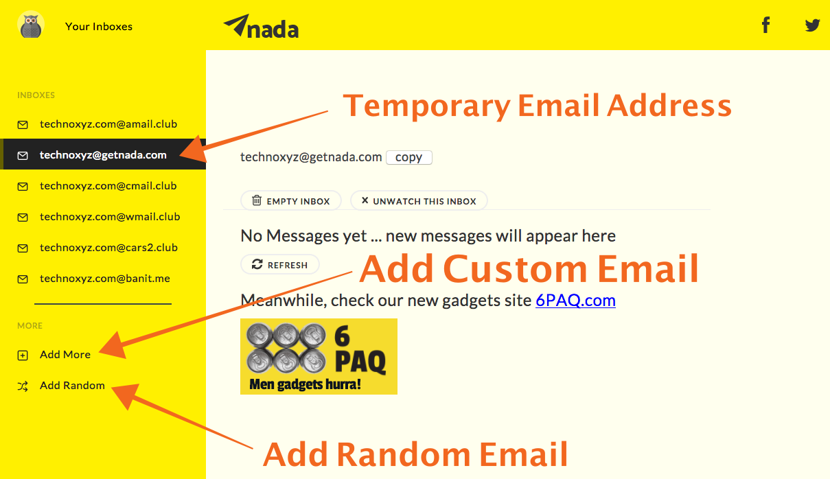 Getnada-Temporary-Email-Address-Provider-Technoxyz