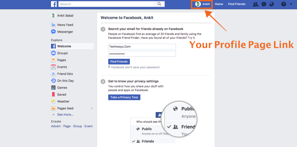 How to Check Who Viewed Your Facebook Profile the Most (2017 Updated)2