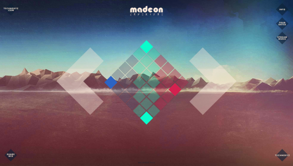 Madeon Adventure Machine-Top Cool and Most Interesting Websites Names List for Fun & to Kill Pass Time When Getting Bored (2017 2018)
