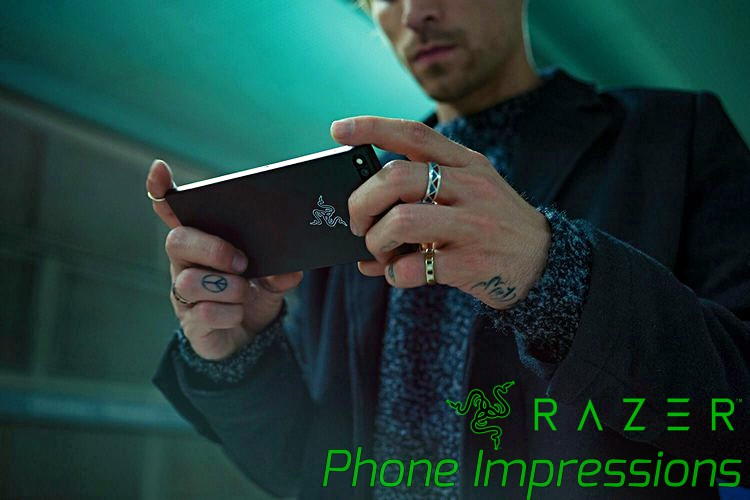 Razer Phone Impressions Specifications Price - Is it The Best Android Smartphone Till Now?