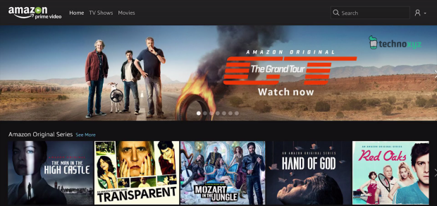 04. Amazon Prime Video - Top 20 Best Free Roku Channels List 2018 - Movies, Music, TV, News, Kids, Sports