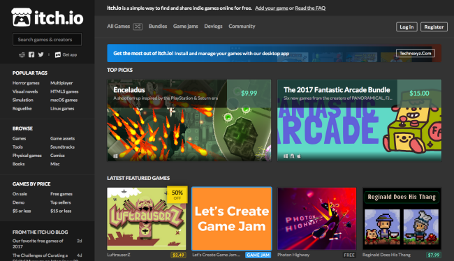 10 Best Steam Alternatives (2018) - Every PC Gamer Should Know-8