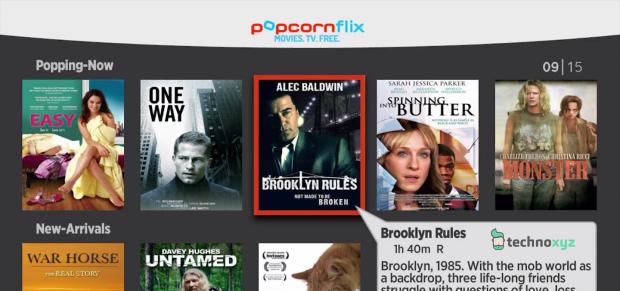 17. PopcornFlix - Top 20 Best Free Roku Channels List 2018 - Movies, Music, TV, News, Kids, Sports