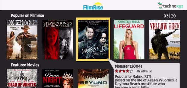 20. FilmRise - Top 20 Best Free Roku Channels List 2018 - Movies, Music, TV, News, Kids, Sports