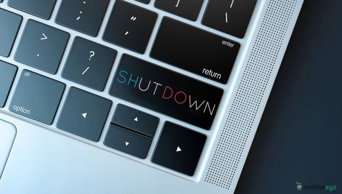 How to Shut Down Your Windows PC or Mac Automatically at a Specified Time 2018