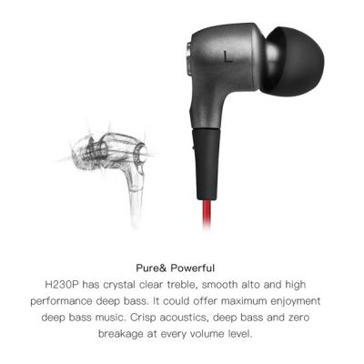 Edifier H230P Review Best Budget Super Bass Wired In-Ear Earphones 1