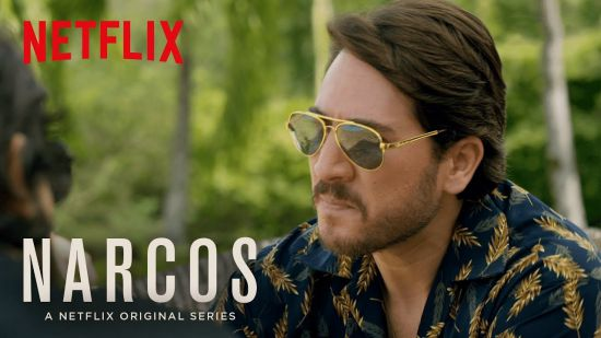 Narcos - Top 10 Best Netflix Original Series (TV Shows) of March 2018 to Watch Now