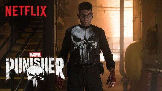 The Punisher - Top 10 Best Netflix Original Series (TV Shows) of March 2018 to Watch Now
