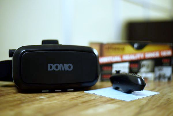 Domo nHance VR7 Virtual Reality Headset Honest Review (2018) 1