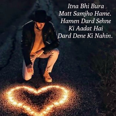 Sad WhatsApp DP Images (Broken Heart Profile Pictures 2018) 29