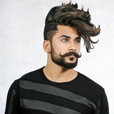 Big Moustache Stylish WhatsApp DP Images for Boys (Cool Profile Pictures 2018) 4