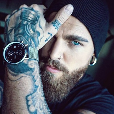 Big Beard Stylish WhatsApp DP Images for Boys (Cool Profile Pictures 2018) 5