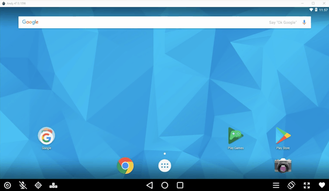 Top 5 Best Free Android Emulators for Windows PC & Mac (2018) - Andy - Technoxyz.Com