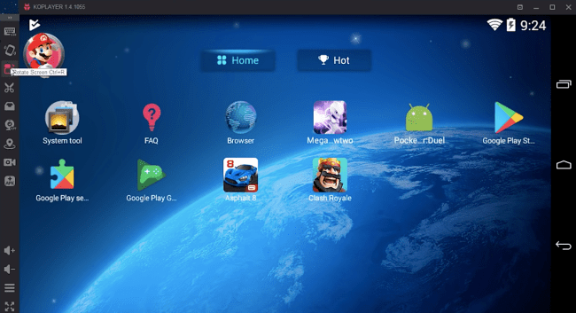 Top 5 Best Free Android Emulators for Windows PC & Mac (2018) - KoPlayer - Technoxyz.Com