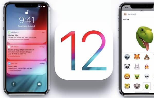 Top Best iOS 12 New Features 2018 by Technoxyz.Com - Memoji, AR, Screen Time, Group Notifications, Siri Shortcuts, Facetime