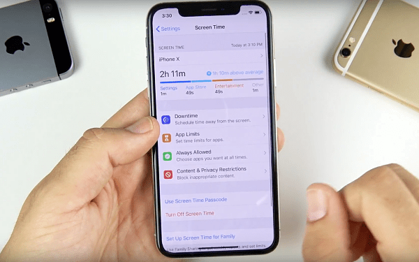 Top Best iOS 12 New Features by Technoxyz.Com (Beta) - Screen Time App Limits