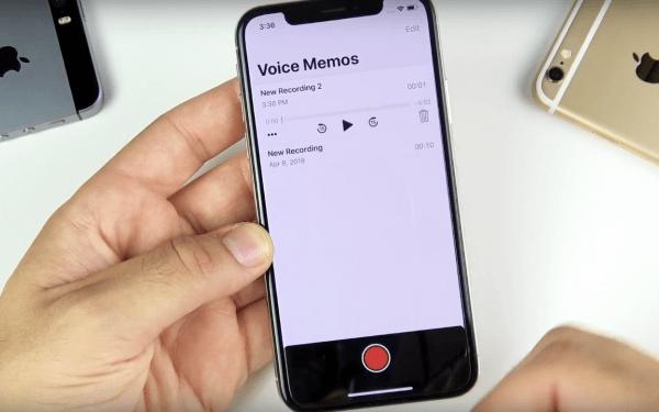 Top Best iOS 12 New Features by Technoxyz.Com (Beta) - Voice Memos