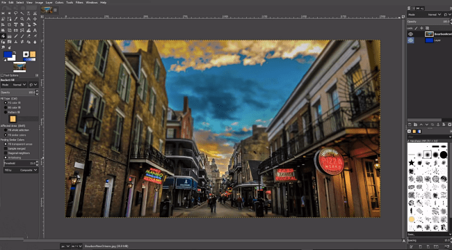 Top 5 Best FREE Photo Editing Software (2018) for Windows PC, Mac & Linux-5