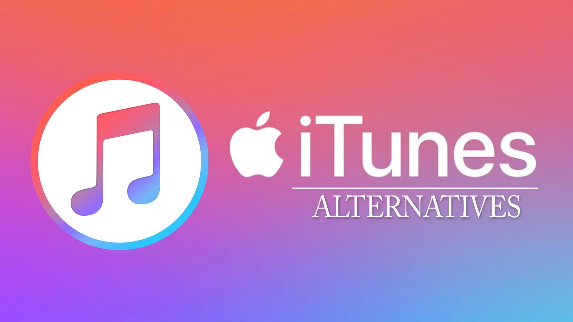 Best iTunes Alternative