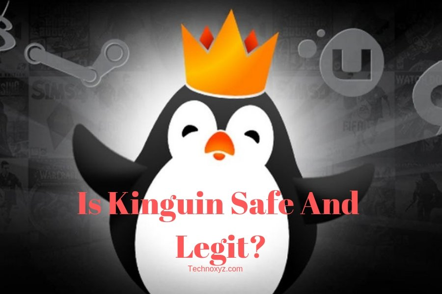 Is Kinguin Legit and Safe to Purchase Windows and Games Key?