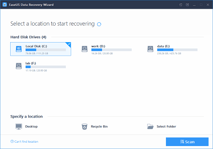 best windows data recovery tool