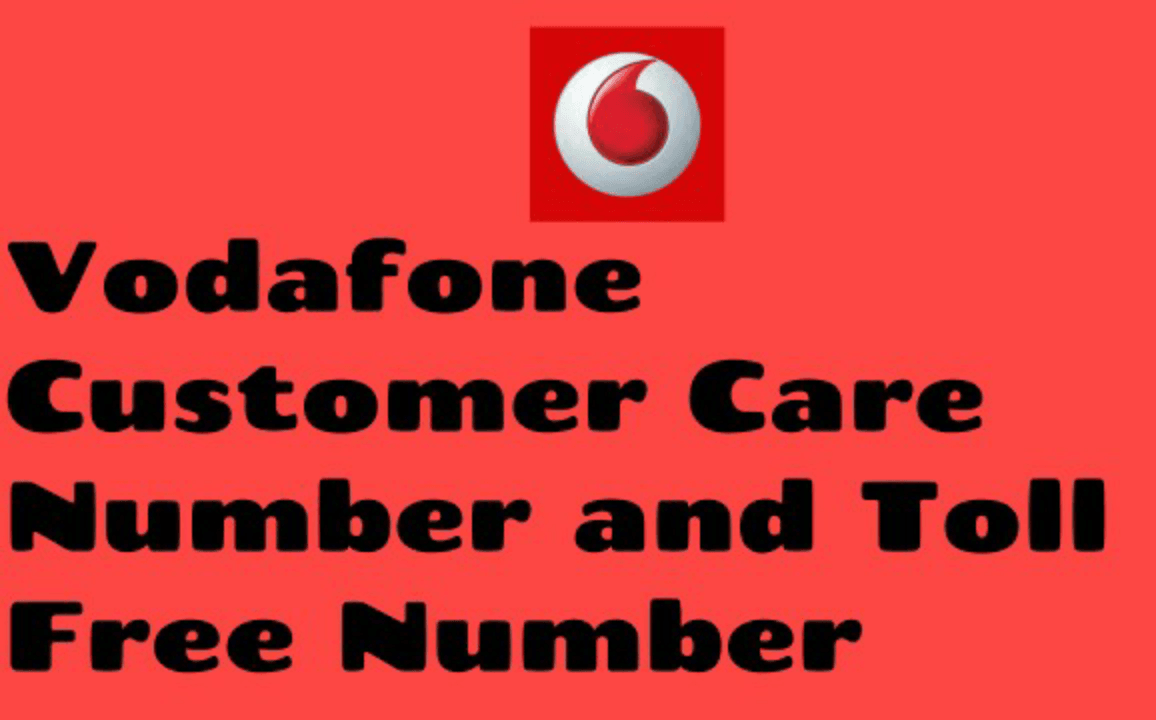 Vodafone_Customer_care_number
