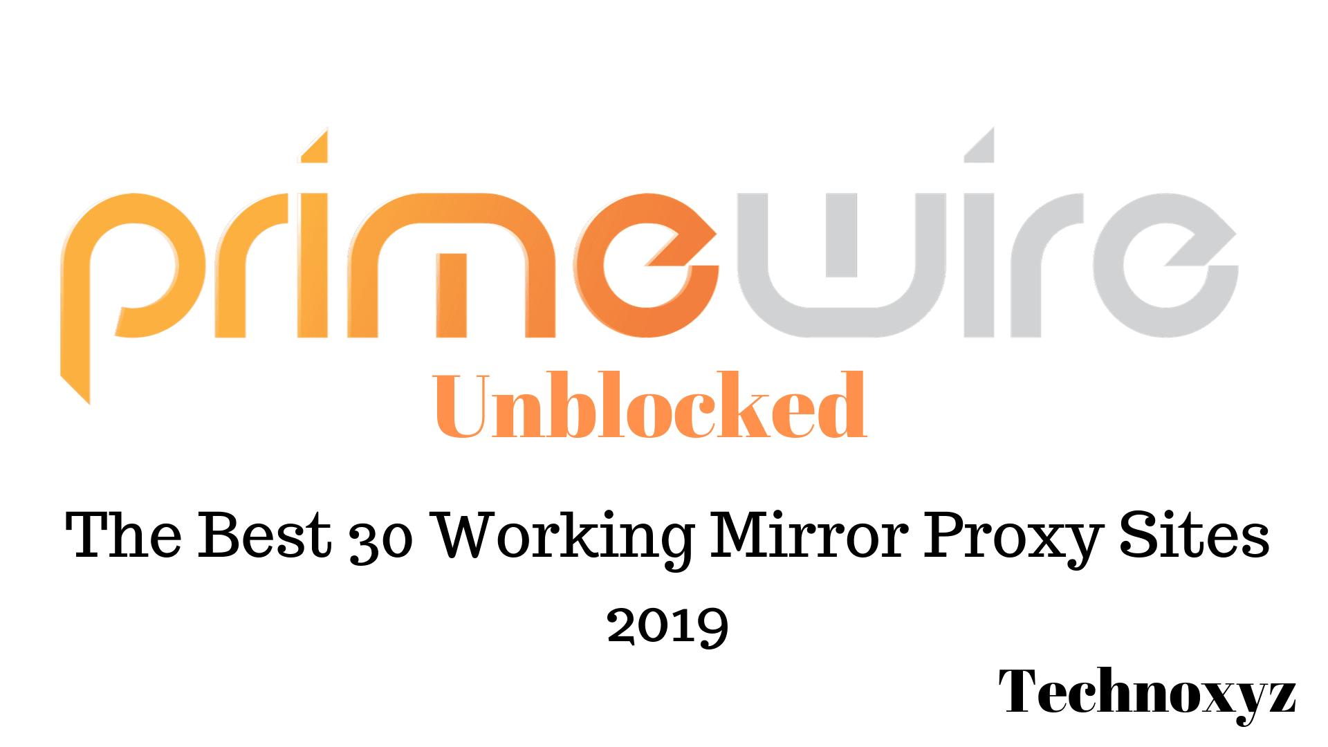 primewire unblocked