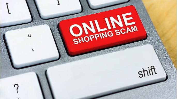 oline shoping scams