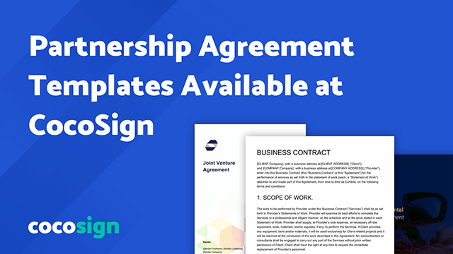 Why Does Your Business Partnership Need a Written Agreement